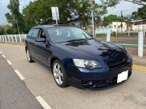 2004年 掃把佬 Subaru Legacy Wagon 二手車