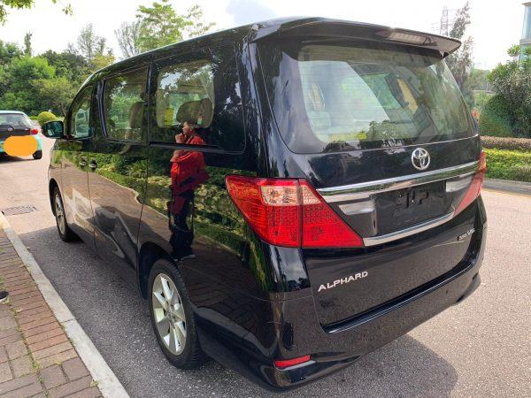 2013年 Toyota Alphard 汽車