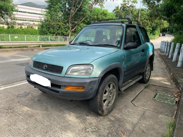 1996年 Toyota Rav4 汽車