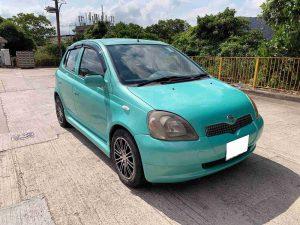1999 Toyota 豐田 Echo-二手車
