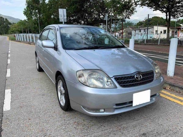 2000 Toyota 豐田 Corolla - 車相-二手車