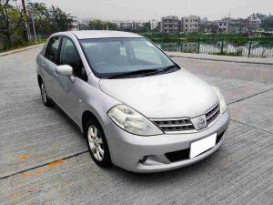 2009 Nissan 日產 Tiida-二手車