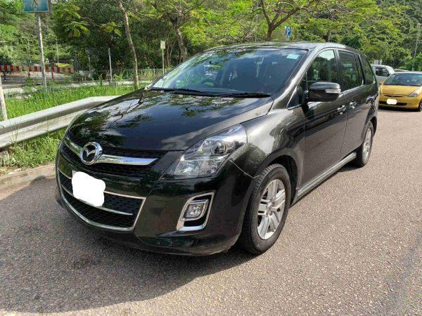 2012 Mazda8 萬事得