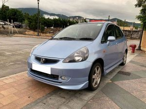 2003 Honda 本田 Jazz-二手車