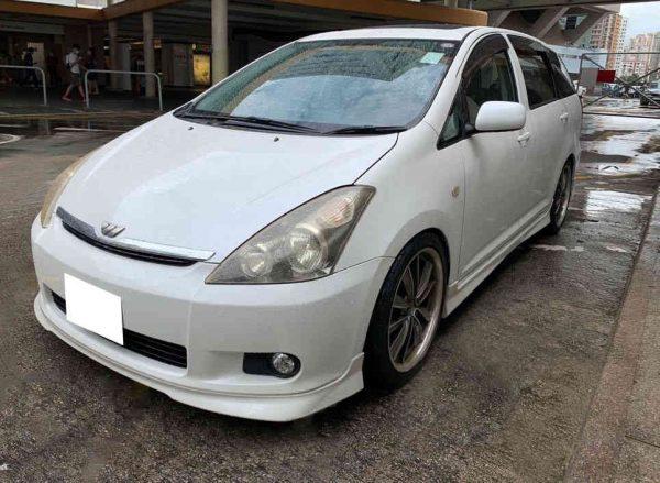 2005 Toyota 豐田 Wish-二手車
