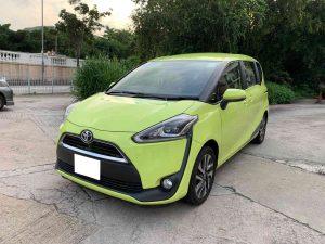 2016 Toyota 豐田 Sienta-二手車