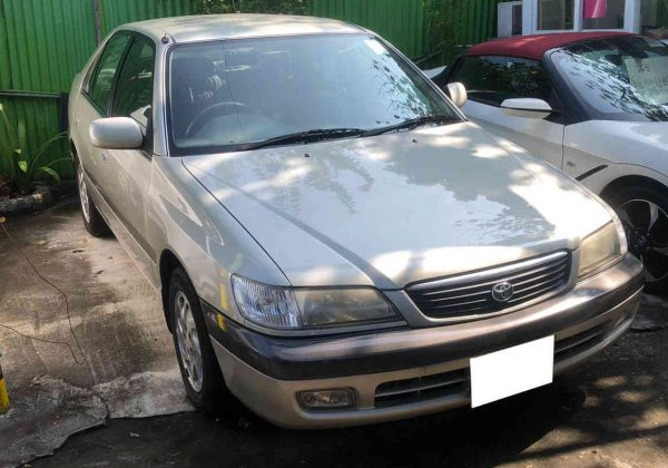 2000 Toyota 豐田 Corona-二手車