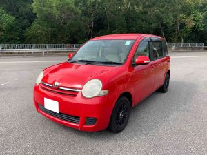 2010 Toytoa 豐田 Sienta-二手車
