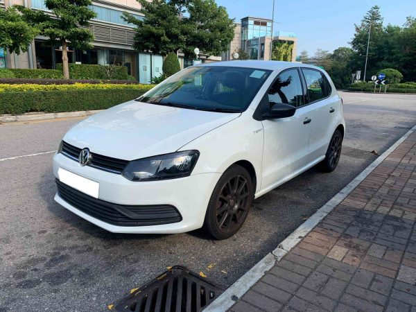 2016 Volkswagen 福士Polo 1.2-二手車