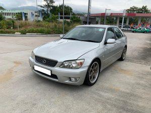 2000 Lexus 凌志 IS200-二手車