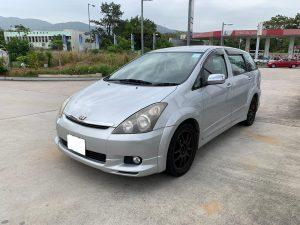 2003 Toyota Wish-used car-二手車