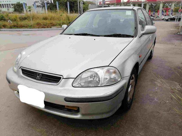 1997 Honda 本田 Civic-二手車