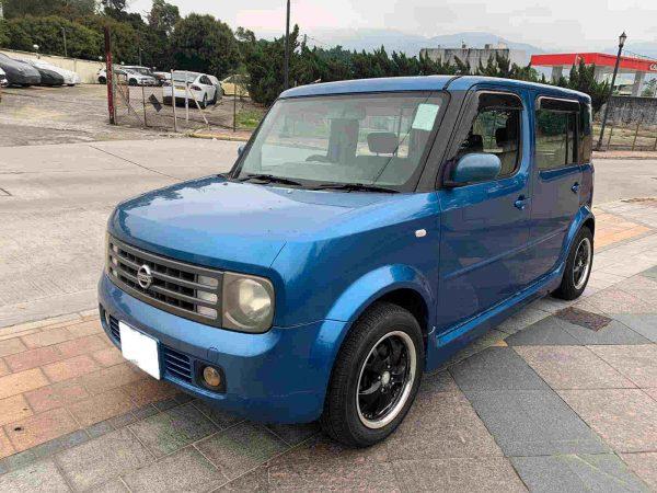 2005 Nissan 日產 Cube-二手車