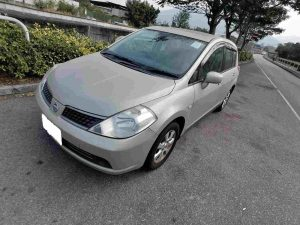 2007 Nissan 日產 Tiida-二手車