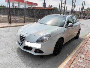 2012 Alfa Romeo 愛快 Giulietta-二手車
