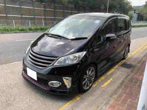 2012 Honda 本田 Freed Hybrid 混能車-二手車